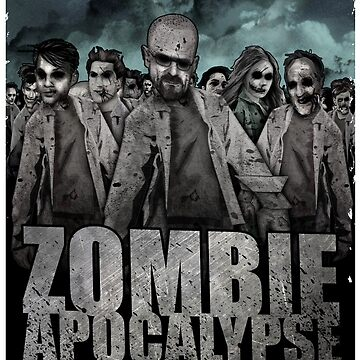 Zombie Apocalypse by welchtoons