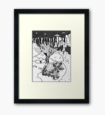 The Visionary Framed Print