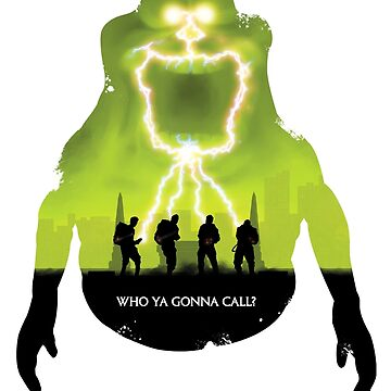 Ghostbusters by mattskilton