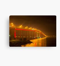 Mofo Bridge Canvas Print