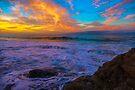 Outrageous Sunrise by photosbyflood
