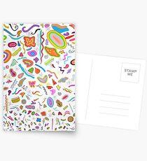 SERIOUS/FRIVOLOUS Postcards