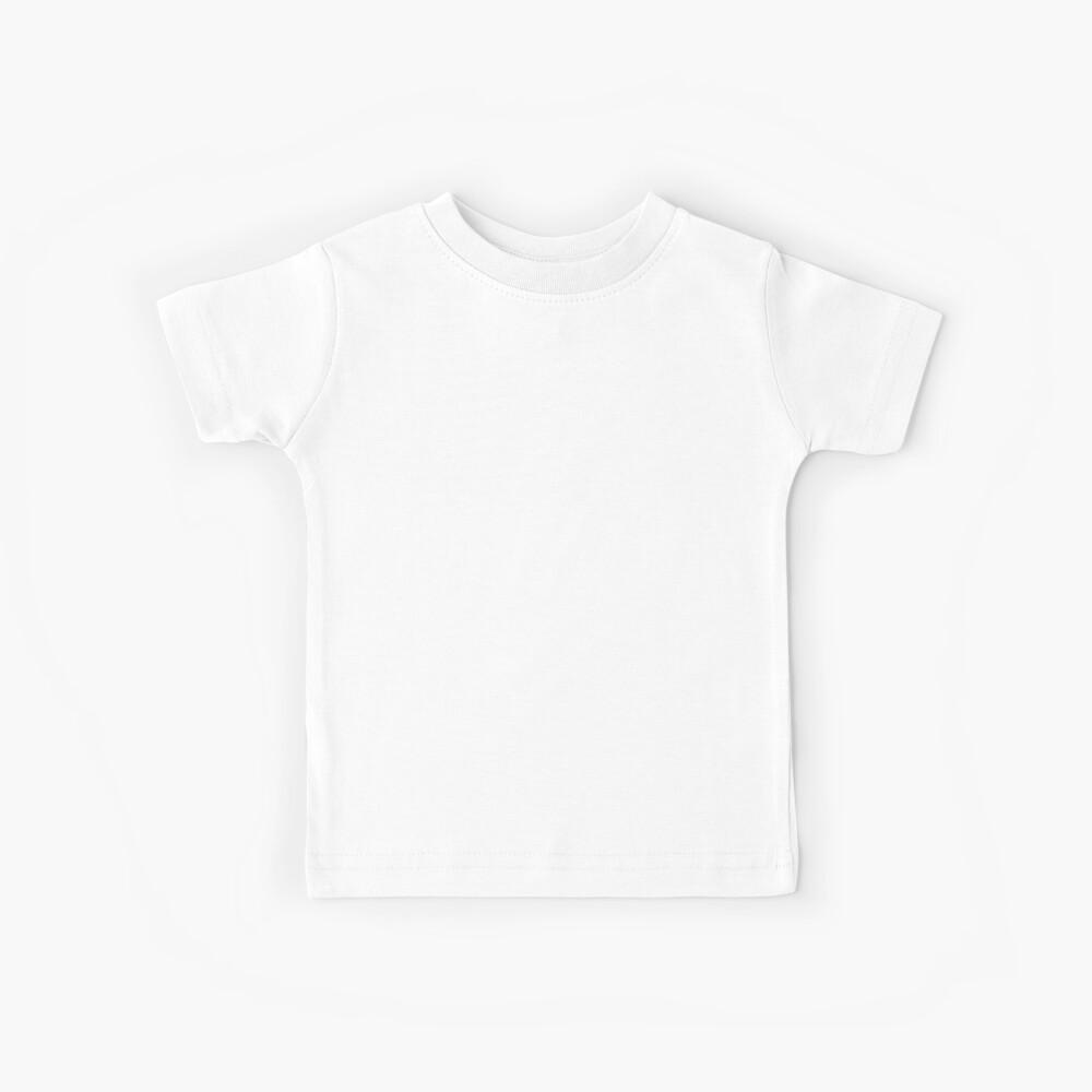 Einzeiliger Löwe Kinder T-Shirt