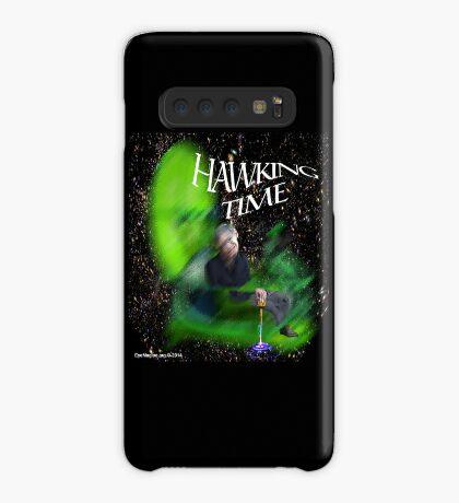 Hawking Time Case/Skin for Samsung Galaxy