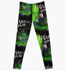 Hawking Time Leggings