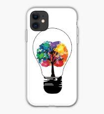 Creative Mind iPhone Case