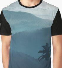 Nordkalifornien Grafik T-Shirt