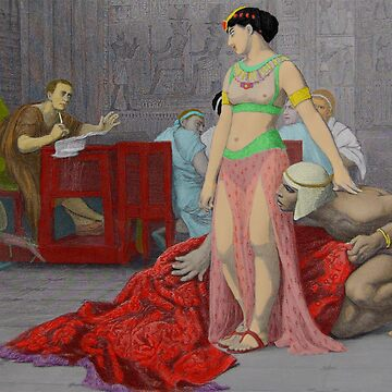Cleopatra. by albutross