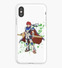 Roy - Super Smash Bros iPhone Case