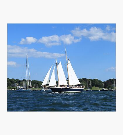 Tall ship photography Photographic Print