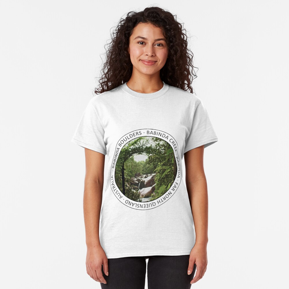 Rainforest Window Classic T-Shirt