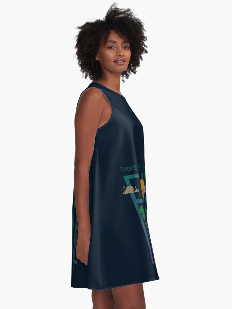 Alternate view of Breathe A-Line Dress