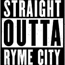 Straight Outta Ryme City by Etakeh