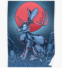 The Jackalope Poster