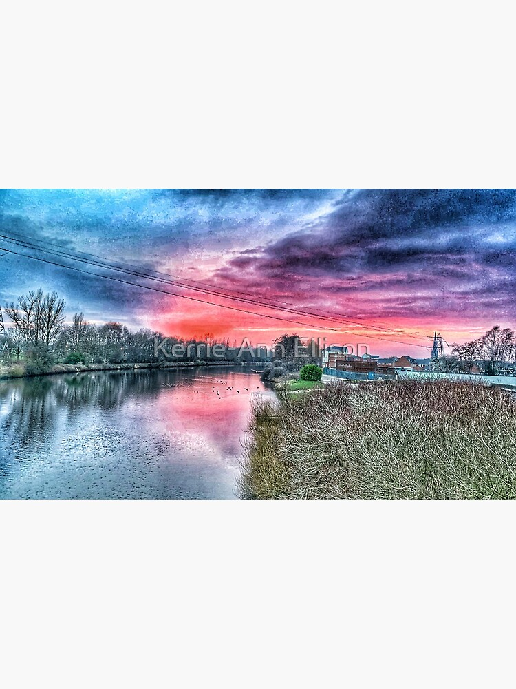 River Mersey  by kerrieellison
