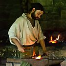 Blacksmith by LeeAnne Emrick