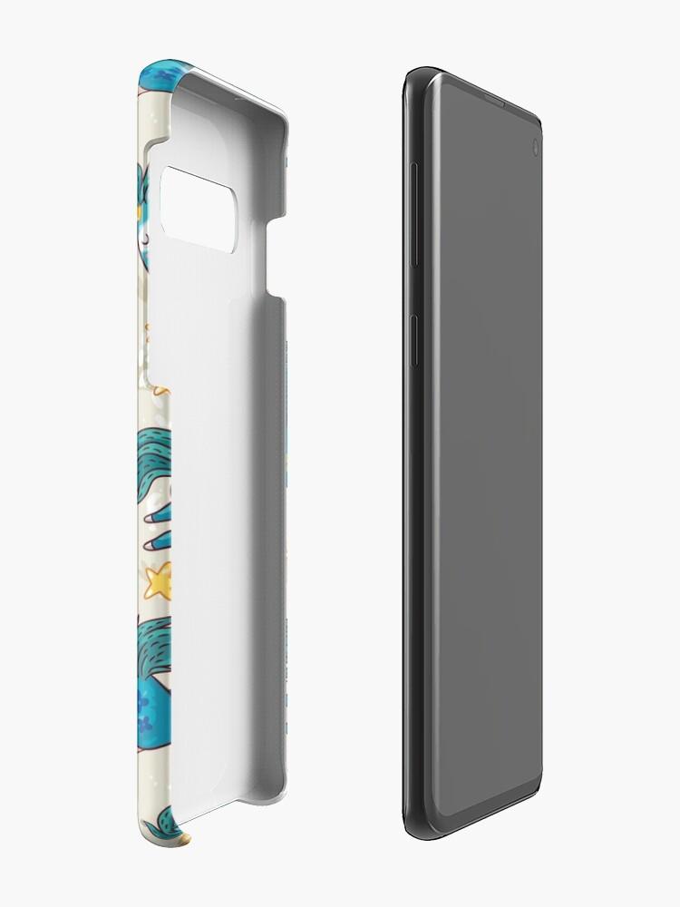 Alternative Ansicht von Ich glaube an Magie Hülle & Klebefolie für Samsung Galaxy