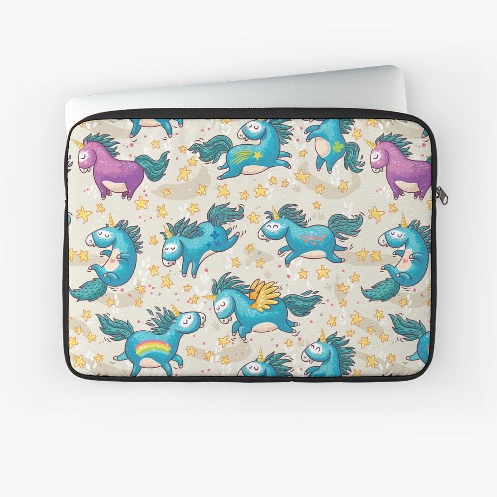 Ich glaube an Magie Laptoptasche