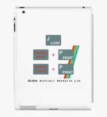 """ZX Spectrum Load """""""" iPad Case/Skin"""