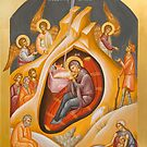 Nativity of Christ by ikonographics
