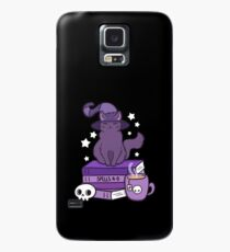 Feline Familiar 02 // Black Case/Skin for Samsung Galaxy