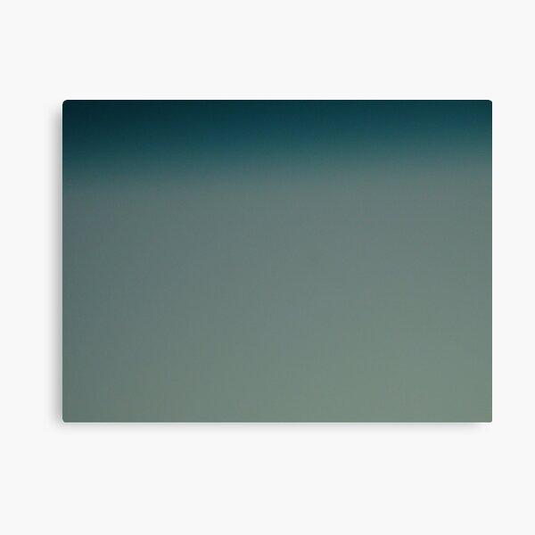 The Sky, Unfocused Canvas Print