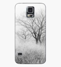 At the Brink of Winter Case/Skin for Samsung Galaxy