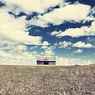 House in a Field by chelseemae