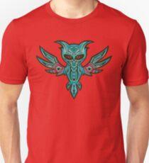 Subwoofer Owl  T-Shirt