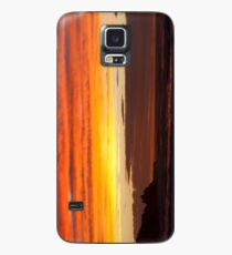 When the sky turns Case/Skin for Samsung Galaxy