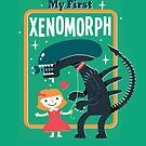 My First Xenomorph by DinoMike