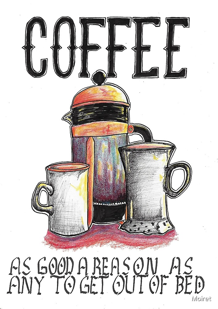 Coffee by Moiret