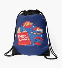 Indoor Adventures Drawstring Bag