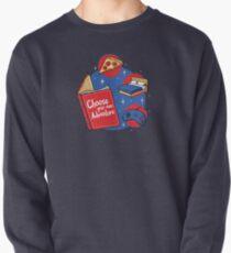 Indoor Adventures Pullover Sweatshirt