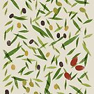 Olives by Egle Plytnikaite