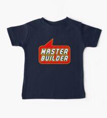 Master Builder, Bubble-Tees.com Baby Tee