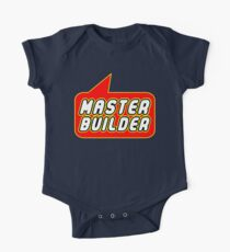 Master Builder, Bubble-Tees.com One Piece - Short Sleeve