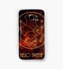 Hello Sweetie Samsung Galaxy Case/Skin