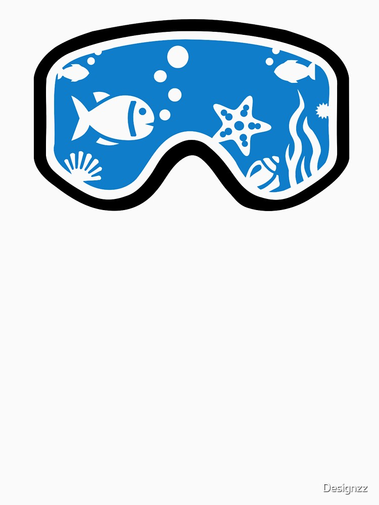 Diving goggles by Designzz