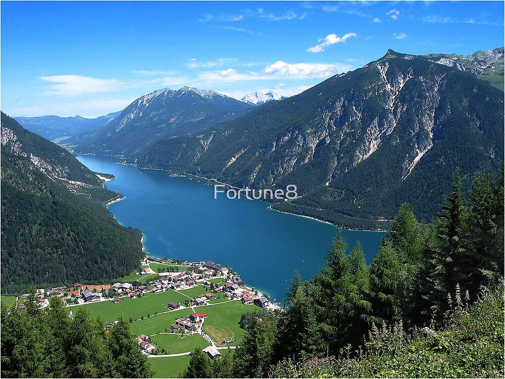 Achensee, Austria by Fortune8