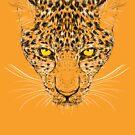 Zier Gepard von frederic levy-hadida