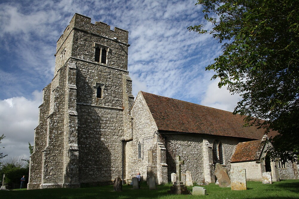 The Church With a Kink by Dave Godden