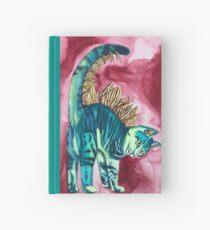 Stegosaurus-Kätzchen Notizbuch