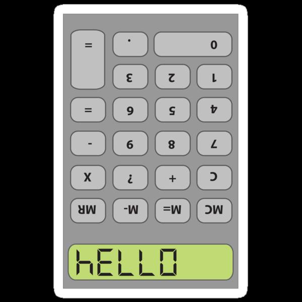 Hello! Calculator by yelly123