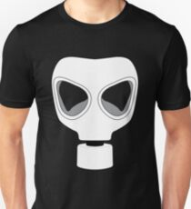 Gas Mask T-Shirt, Hoodie, Baby Clothes & Sticker by 'Chillee Wilson' Unisex T-Shirt