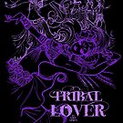 Tribal lover by Anna R. Carrino