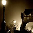 The Bridge Before Dawn by duncandragon