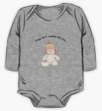 Cuddly Jayne for kids One Piece - Long Sleeve