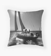 Light of the Oddessy Throw Pillow