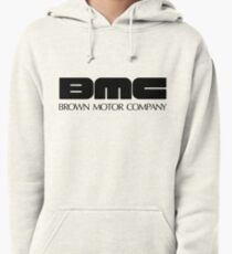 Brown Motor Company Pullover Hoodie